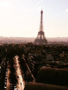 Paris....the one place i didn't go while studying abroad. Someday <3