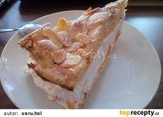 Berlínský vánek recept - TopRecepty.cz Nutella, Sweet Tooth, Cheesecake, Pie, Treats, Food, Detox, Deserts, Food Porn