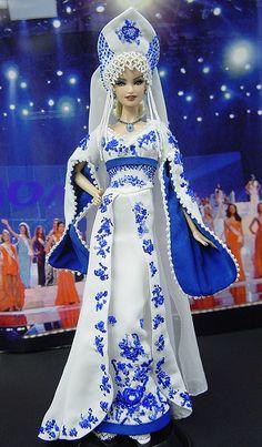 Russian Princess Doll
