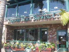 Redondo Beach Brewing, Redondo Beach, CA