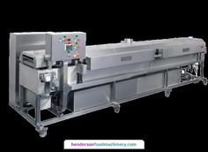 Deighton Battering, Breading, Crumbing and Frying Line- http://hendersonfoodmachinery.com/