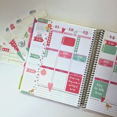 Decorating with the May Kit Stickers in my Erin Condren Planner - Wendaful