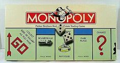 Monopoly Board, Monopoly Game, Wooden Board Games, Ticket To Ride, Game Title, Board Games For Kids, Up Game, Patch Kids, Vintage Games