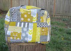 joyofallcrafts - home - I Passed the Weekender Test! Homemade Bags, Amy Butler, I Passed, Weekender Tote, All Craft, Travel Bag, Messenger Bag, Diaper Bag, Satchel