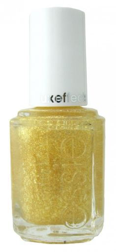 as gold as it gets (topcoat effect) by essie