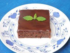 Cuketový koláč - Tento cuketový koláč je úplne jednoduchý na prípravu, je veľmi šťavnatý a chutný. Zjedol sa za pár minút.