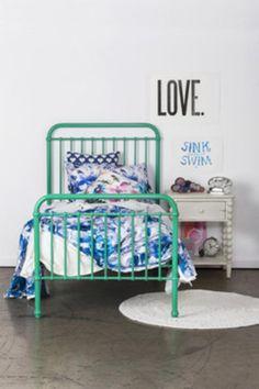 Miller Metal Bed by Incy Interiors - King Single