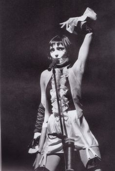 Siouxsie Sioux- The one and only