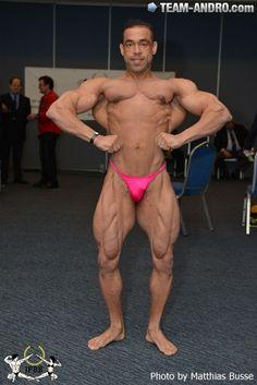 11/2015 IFBB World Championships Registration & Weigh In (Mens Bodybuilding + CBB)