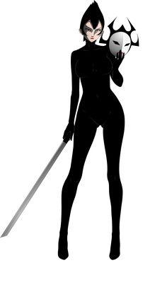 Ashi-Samurai Jack Season 5 by FVSJ