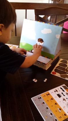 Create a Mood with Magnutto Make A Mood Activity Set (AD) #kids