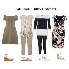 Plus Size/ Curvy Outfits #plussizefashion #curvyfashion
