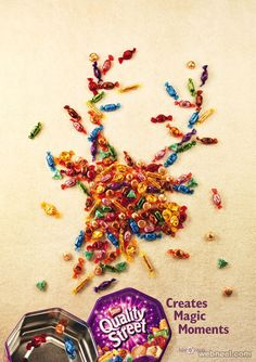 30 Best Christmas Advertisements from Top Brand Ads around the world | Read full article: http://webneel.com/30-best-creative-christmas-ads-advertisements | more http://webneel.com/christmas-cards | Follow us www.pinterest.com/webneel