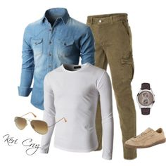 Confidence is Sexy, created by keri-cruz on Polyvore
