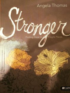 Stronger: Finding Hope in Fragile Places, Member Book ...