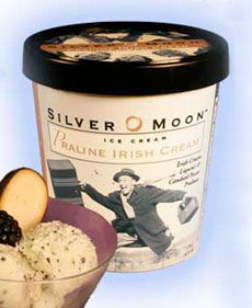 Silver Moon Ice Cream Ice Cream Packaging, Ice Cream Brands, Specialty Foods, Irish Cream, Food Shows, Ice Cream Recipes, Baking Ingredients, Package Design, Popsicles