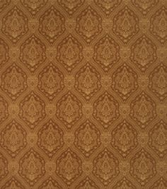 Home Decor 8''x 8'' Fabric Swatch Upholstery-Eaton Square Brookville CinnamonHome Decor 8''x 8'' Fabric Swatch Upholstery-Eaton Square Brookville Cinnamon,