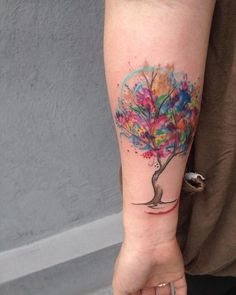coolTop Watercolor tattoo - Artisticly Rich watercolor tattoo Designs (100)... Check more at http://tattooviral.com/tattoo-designs/watercolor-tattoos/watercolor-tattoo-artisticly-rich-watercolor-tattoo-designs-100/