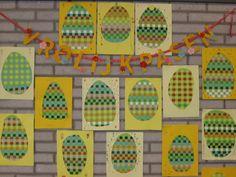 paasmandje vlechten van papier - Google zoeken Art For Kids, Crafts For Kids, Textiles, Art Lessons, Art Projects, Easter, Kids Rugs, Holiday Decor, Google Search