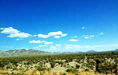 On road from L.A to Nevada. #Road #trips #travel #Notebook