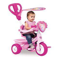 TRICICLO PRINCESAS DISNEY FABRICADO POR FEBER. FAMOSA 700012580, IndalChess.com Tienda de juguetes online y juegos de jardin