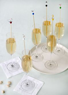 Olympic Drink Stirrers   Oh Happy Day!