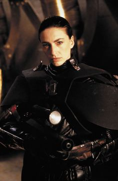 Aeryn Sun, played by Claudia Black #Australia #celebrities #ClaudiaBlack Australian celebrity Claudia Black loves http://www.kangabulletin.com.  Need you so much now