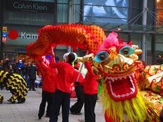 Portfolio Multimedeia 2: Kiinalainen uusi vuosi jatkuu
