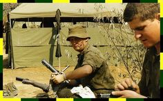 Cleaning 'Snotneus' grenade launcher School Of Engineering, Apartheid, Defence Force, Troops, Soldiers, My Heritage, Armed Forces, South Africa