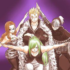 Team Raijinshuu ^^