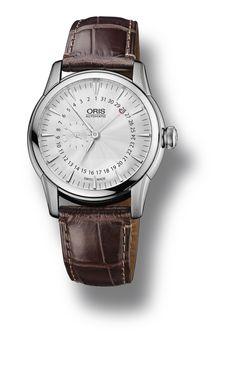 Reloj Cro Oris Artelier Small Second Pointer Date  74476654051