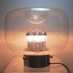 Mod Murano globe light