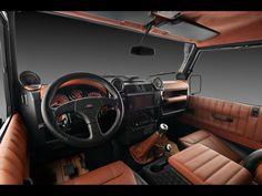2012 Vilner Land Rover Defender