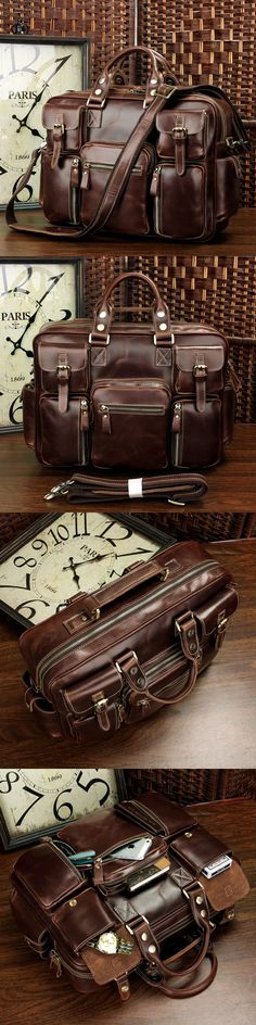 Messenger bag/briefcase for Type 3 man