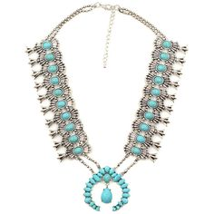 Turquoise Naja Necklace - Pre-order