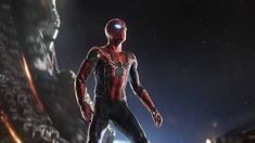 new TV Spot release for Spiderman: Far From Home includes a nod to the original Iron Spider suit desigs, it shows Peter Parker at work creating a new Spiderman suit Marvel Comics, Marvel Comic Universe, Marvel Films, Marvel Cinematic Universe, New Spiderman Suit, Spiderman Marvel, Iron Spider Suit, New Iron Man, Iron Man Wallpaper