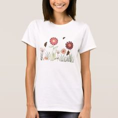 Summer meadow T-Shirt - tap to personalize and get yours