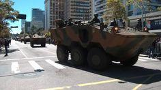 Viaturas Militares do Exército Brasileiro - 7 Setembro