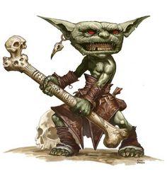 Old Bonetongue by Sarmati on DeviantArt Rpg Pathfinder, Pathfinder Character, Fantasy Races, Fantasy Rpg, Character Portraits, Character Art, Goblin Art, Hobgoblin, Fantasy Monster