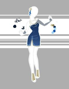::Commission 5 by Scarlett-Knight on DeviantArt - .::Commission 5 by Scarlett-Knight on DeviantArt - Drawing Anime Clothes, Dress Drawing, Clothing Sketches, Dress Sketches, Fashion Design Drawings, Fashion Sketches, Anime Outfits, Fashion Outfits, Kleidung Design