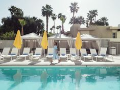 Bonnie Rakhit Style Traveller top 10 instagrammable palm springs and coachella hotel paseo #travel #california Travel Expert, Cool Bars, Palm Springs, Coachella, Botanical Gardens, Travel Style, Style Guides, The Good Place, California