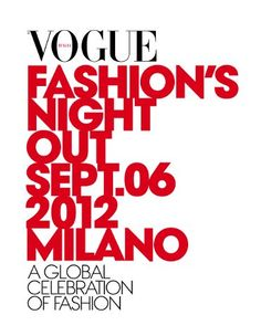 Would give ANYTHING to be at Fashion's Night Out right now!! #FNO