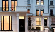 McLean Quinlan Architects | London | Winchester - Architecture in the Town - Notting Hill, London