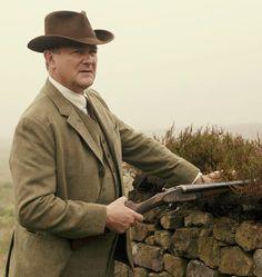 Lord Crawley in DA season 5 Christmas special