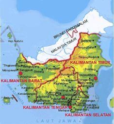 10 gambar word terbaik peta kalimantan pulau 10 gambar word terbaik peta