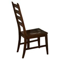 A-America Toluca Ladderback Side Chair