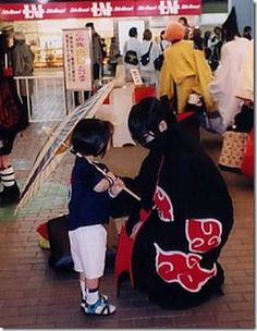 Naruto - Uchiha Sasuke and Itachi