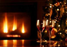 Romantic Christmas night in front of the fireplace. Holiday Nights, Christmas Night, Merry Little Christmas, Noel Christmas, Christmas Music, Snoopy Christmas, Xmas, Christmas Countdown, Christmas Parties