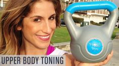 Upper Body Toning With A Kettle Bell Upper Body Toning With A Kettle Bell – 30 Days Workout Challenge Upper Body Kettlebell Workout, Upper Body Workout Routine, Kettlebell Challenge, Kettlebell Cardio, 30 Day Workout Challenge, Kettlebell Training, Workout Routines, Workout Videos, Exercises
