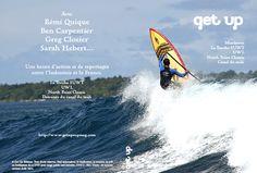 Get Up, un DVD francophone sur le stand up paddle sur sup-passion.com